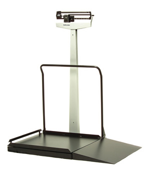 Wheel Chair Balance Beam Scale